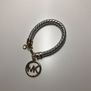 Silver Michael Kors Bracelet